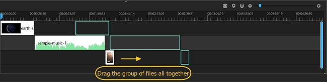 Move Grouped Files